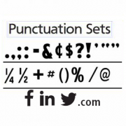 Punctuation Set ADM Pronto